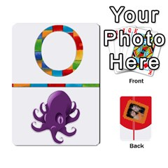 Flash Cards (set 2) By Brookieadkins Yahoo Com   Playing Cards 54 Designs   3iemoq2zfmhn   Www Artscow Com Front - Club3