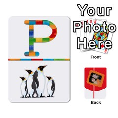 Flash Cards (set 2) By Brookieadkins Yahoo Com   Playing Cards 54 Designs   3iemoq2zfmhn   Www Artscow Com Front - Club4