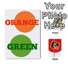 Ace Flash Cards (set 2) By Brookieadkins Yahoo Com   Playing Cards 54 Designs   3iemoq2zfmhn   Www Artscow Com Front - ClubA