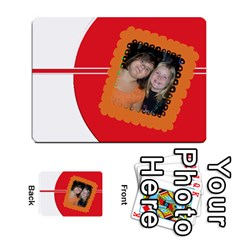Flash Cards (set 2) By Brooke Adkins (my Time Scraps)   Playing Cards 54 Designs   3iemoq2zfmhn   Www Artscow Com Back