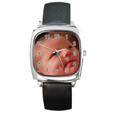 Watch For Cheryl Square Face Option By Chantel Reid Demeter   Square Metal Watch   Px3nnvkb9fjn   Www Artscow Com Front