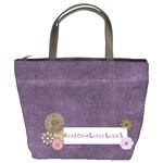 Bucket Bag_Purple Missy