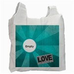 LOVE  -  BAG - Recycle Bag (One Side)