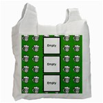 Beers green -  BAG - Recycle Bag (One Side)