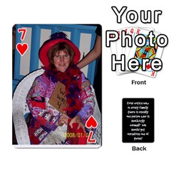 Cathycards By Cheryl   Playing Cards 54 Designs   Kuyf3e8c3epi   Www Artscow Com Front - Heart7
