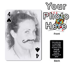 Cathycards By Cheryl   Playing Cards 54 Designs   Kuyf3e8c3epi   Www Artscow Com Front - Spade4