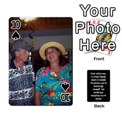 Cathycards By Cheryl   Playing Cards 54 Designs   Kuyf3e8c3epi   Www Artscow Com Front - Spade10