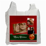 christmas - Recycle Bag (Two Side)