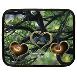 Dream a Little Dream with Me Love Birds 2263 13 inch (XL) Netbook Case - Netbook Case (XL)