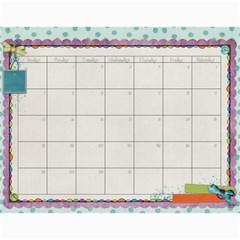 2011 Shabby Calendar By Haley Bach   Wall Calendar 11  X 8 5  (12 Months)   K5xmpgqk629e   Www Artscow Com Aug 2011