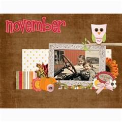Calendar 2015 By Sheena   Wall Calendar 11  X 8 5  (12 Months)   Fp69rwbh3gkp   Www Artscow Com Month