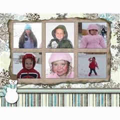 Calendar 2011 By Monica   Wall Calendar 11  X 8 5  (12 Months)   Horw44q11984   Www Artscow Com Month