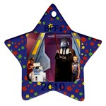 Josh Matthew Lego Star Wars - Ornament (Star)