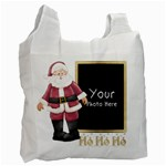 lilsantabag1 - Recycle Bag (One Side)