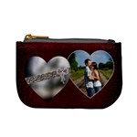 Love is when everything clicks Mini Coin Purse