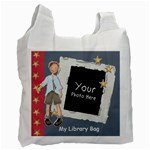 lillibrarybag2 - Recycle Bag (One Side)