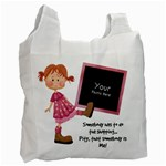 lilshoppingbag3 - Recycle Bag (One Side)