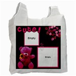 Cute!  -   BAG - Recycle Bag (One Side)