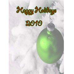 Holiday 2010 By Kristin Young   Greeting Card 4 5  X 6    A5iv91ciya44   Www Artscow Com Front Cover