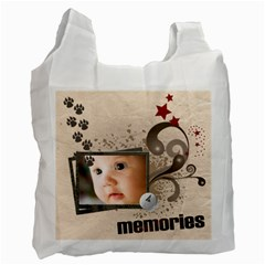 Kids By Joely   Recycle Bag (two Side)   N7k4vxo32zb8   Www Artscow Com Front