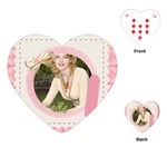 flower  - Playing Cards (Heart)