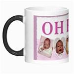 Oh Baby! Girl Morph Mug