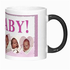 Oh Baby! Girl Morph Mug By Lil    Morph Mug   Iyovduujwyyq   Www Artscow Com Right