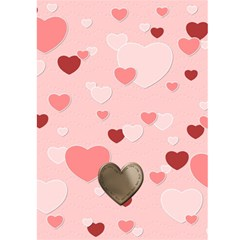Love 5x7 Card By Lil    Greeting Card 5  X 7    Onu8m6t5i4ou   Www Artscow Com Back Cover