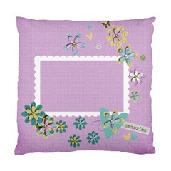 Custom Cushion Case (two Sides)  Cherish By Jennyl   Standard Cushion Case (two Sides)   Bgrof0a9fop8   Www Artscow Com Front