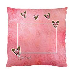 Custom Cushion Case (two Sides)  Love By Jennyl   Standard Cushion Case (two Sides)   H2a0d1fbto4w   Www Artscow Com Back