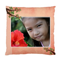 Cushion Case (two Sides)   Flowers2 By Jennyl   Standard Cushion Case (two Sides)   Bryyqvbfmqd6   Www Artscow Com Front
