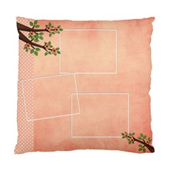 Cushion Case (two Sides)   Flowers2 By Jennyl   Standard Cushion Case (two Sides)   Bryyqvbfmqd6   Www Artscow Com Back