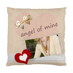 Love By Joely   Standard Cushion Case (two Sides)   Bfoe3sivoz2c   Www Artscow Com Front