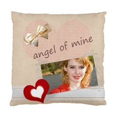 Love By Joely   Standard Cushion Case (two Sides)   Bfoe3sivoz2c   Www Artscow Com Back