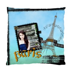 Paris By Joely   Standard Cushion Case (two Sides)   43njy4efmk5a   Www Artscow Com Front