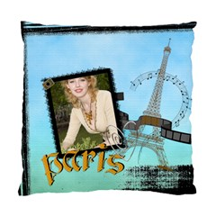 Paris By Joely   Standard Cushion Case (two Sides)   43njy4efmk5a   Www Artscow Com Back