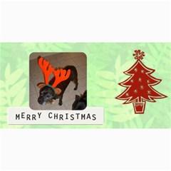 Christmasphoto Card 2 By Joan T   4  X 8  Photo Cards   Tqy49bjv4yi3   Www Artscow Com 8 x4 Photo Card - 10