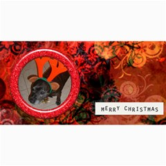 Xmas Photocard 3 By Joan T   4  X 8  Photo Cards   Oc3dqus0r1os   Www Artscow Com 8 x4 Photo Card - 1