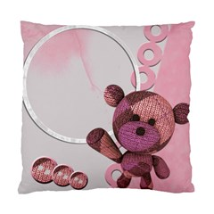 Pink By Carmensita   Standard Cushion Case (two Sides)   0m5rxupo4xk4   Www Artscow Com Front