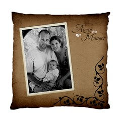 Christmas Pillow By Jorge   Standard Cushion Case (two Sides)   Tl4izbxc0ok6   Www Artscow Com Back