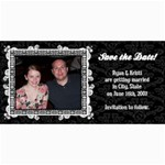 Save the Date 4x8 Photo Card - 4  x 8  Photo Cards