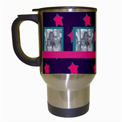 Sample  By Brookieadkins Yahoo Com   Travel Mug (white)   59560n9auter   Www Artscow Com Left
