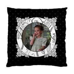 Pinstripe Hearts 2 Sided Cushion By Klh   Standard Cushion Case (two Sides)   Itrxdmtkxb00   Www Artscow Com Back