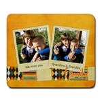 Family Mousepad - Large Mousepad