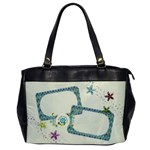 Family Oversize Office Handbag - Oversize Office Handbag (One Side)