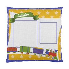 Train 2 Sided Cushion Case By Klh   Standard Cushion Case (two Sides)   Mx6p5624a006   Www Artscow Com Back
