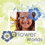 flower kids - Magic Photo Cube