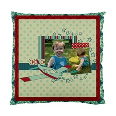 Airplane Cushion Case By Klh   Standard Cushion Case (two Sides)   T4n086h9d1he   Www Artscow Com Front