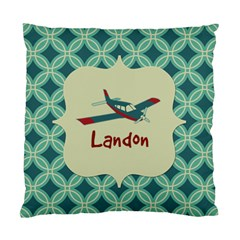 Airplane Cushion Case By Klh   Standard Cushion Case (two Sides)   T4n086h9d1he   Www Artscow Com Back