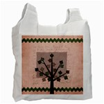 Harmony Fall Tree - Recycle Bag (One Side)